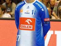 Bartosz Konitz - Bartosz Konitz (born December 30, 1984 in Oborniki) - Polish handball player, middle quarterback, si