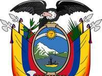 tarcza ekwadoru - godło ekwadoru