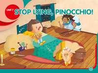 """Hör auf zu lügen, PINOCCHIO! PUZZLE - Lasst uns das """"Hör auf zu lügen, PINOCCHIO!"""" PUZZLE ZUSAMMEN!"""