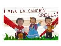 Day of the Creole-låten - Firandet av den kreolska låten
