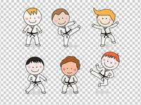 Children's Taekwondo - Taekwondo images for kids