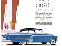Oldsmobile Ninety Eight 1952