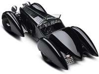 1930 Mercedes Benz SSK Count Trossi - Toto je fotografie veterána.