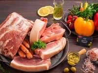 μπαχαρικά για ψήσιμο κρέατος - Μ ..........................