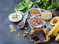 Magnesio - Alimenti che contengono più magnesio