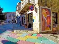 Град Tempo Pausiana в Сардиния