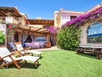 Rekreační dům Porto Cervo na Sardinii