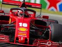 F1 2018 FERRARI ROUGE - CECI EST MA NOUVELLE VOITURE LUCIO