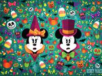 Minnie és Mickey Halloween - Minnie és Mickey Halloween