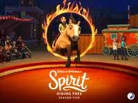 Trucos de suerte con Spirit