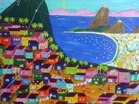 Naif Art - Puzzle Naif Art