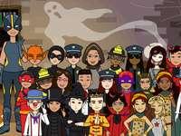 Třída Halloween