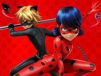 Miraculous Ladybug - It is a very funny series for children