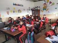 szósta klasa na zajęciach