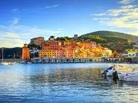 Rio Marina, Elba, Olaszország - Rio Marina, Elba, Olaszország