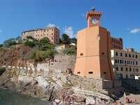 Rio Marina på Elba Italien - Rio Marina på Elba Italien