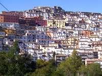 Calitri provincia de Avellino Italia