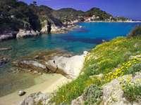 Capo Sant Andrea, Elba, Olaszország - Capo Sant Andrea, Elba, Olaszország