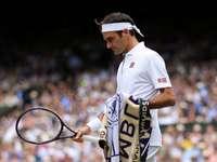 Roger Federer - Giocatore di tennis Roger Federer