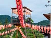 obon- halottak fesztiválja Japánban - m ..........................