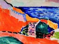 La moulade - Opera di Matisse in 9 pezzi