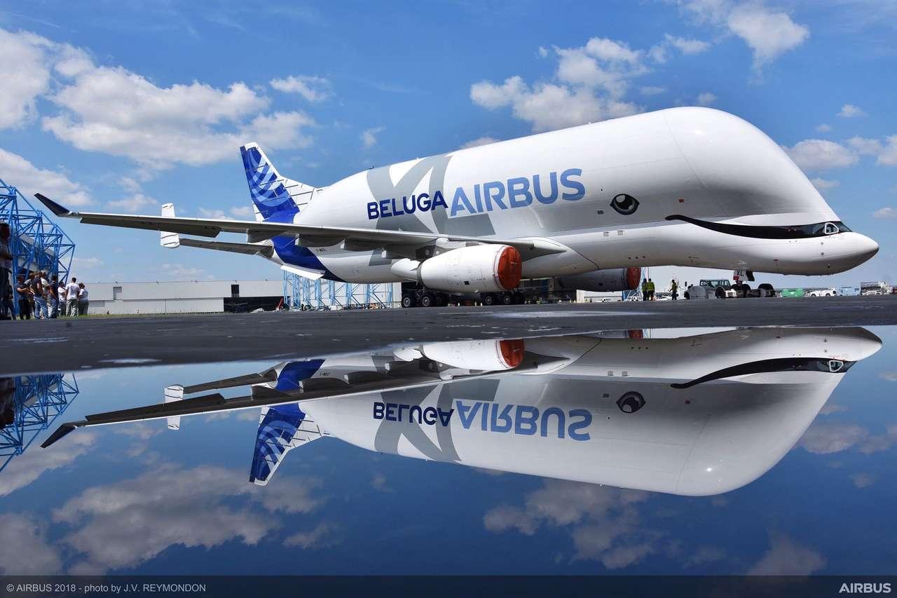 World's largest airplane