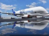 World's largest airplane