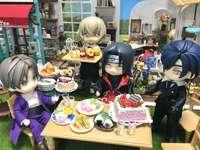 Ο Itachi γιορτάζει τα γενέθλιά του