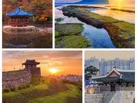 Naejangsan nationalpark, Sydkorea - Naejangsan nationalpark, Sydkorea