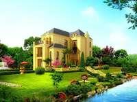 Къща на реката