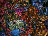 Öt éjszaka Freddy's 4-ben