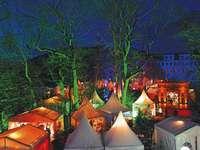 Marché de Noël à Heidelberg