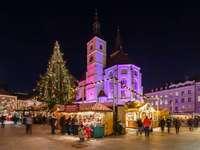 Marché de Noël à Ratisbonne