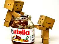 Iubesc nutella!