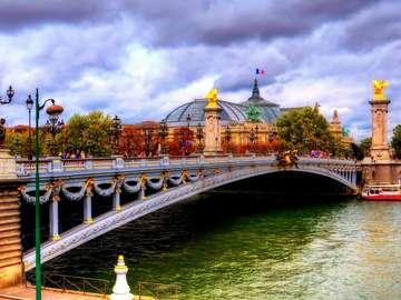ο Σηκουάνας του Παρισιού