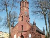 Biserica din Sf. Leon și Boniface în Gołdap