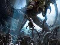 Alien Alien - Alien Xenomorph Alien