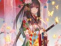 Květinová princezna