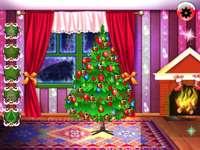 Christmas tree at home - m .........................