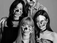 halloween blackpink - Up down right left