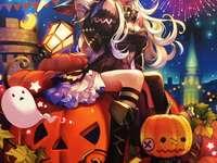 Halloween =) (° - °): D. - Najbardziej jak Halloween =)