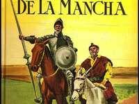 Couverture de Don Quichotte de la Mancha