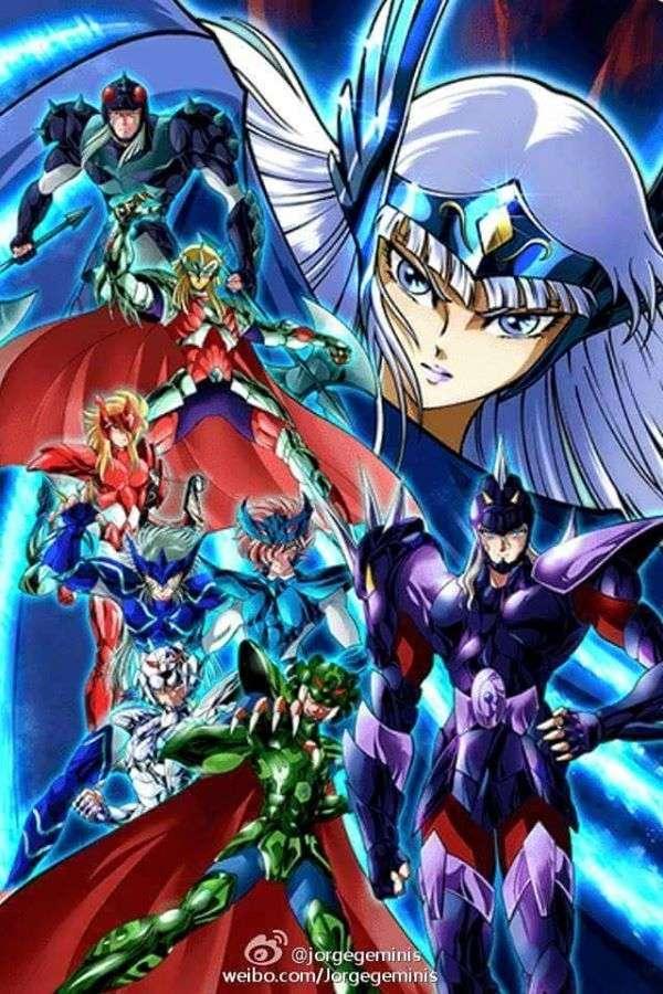 Ιππότες του Ζωδιακού - Καλύτερη σειρά anime δράσης στον κόσμο (4×7)