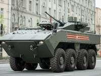 военно превозно средство