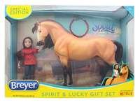 Set de regalo de juguetes Spirit y Lucky