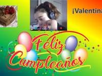 Валентина се среща - Това е рожденият ден на Валентина номер 12