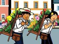 Blumenmesse