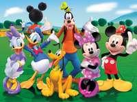 Família Disney