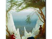 Креда скали на Рюген