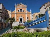Cattedrale di Ajaccio in Corsica